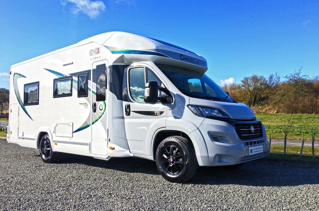 Chausson Travel Line 711